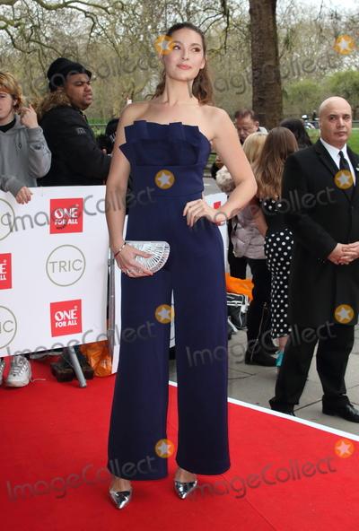 Anna Passey Photo - London UK Anna Passey  at The TRIC Awards 2020 held at the Grosvenor House Park Lane London on 10th March 2020Ref LMK73-J6348-110320Keith MayhewLandmark MediaWWWLMKMEDIACOM