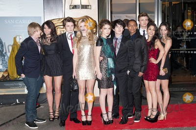 Alex Sawyer Photo - London UK Nathalia Ramos Brad Kavanagh Jade Ramsay Burkley Duffield Eugene Simon Ana Mulvoy-Ten Alex Sawyer Bobby Lockwood Tasie Dhanraj at the British Academy Childrens Awards 2011 held at the London Hilton 27th November 2011Omar LoiLandmark Media