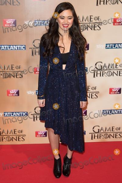 Jessica Henwick Photo - London Jessica Henwick  at the  Game Of Thrones Season 5 World Premiere at the Tower Of London London England UK on Wednesday 18th March 2015   Ref LMK370-50739-190315Justin NgLandmark Media WWWLMKMEDIACOM