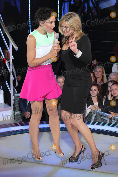 Claire King Photo - Elstree Herts UK  Emma Willis and Claire KingCelebrity Big Brother Launch Night at Elstree Studios Hertfordshire 18th August  2014RefLMK73-49369-190814Keith MayhewLandmark MediaWWWLMKMEDIACOM