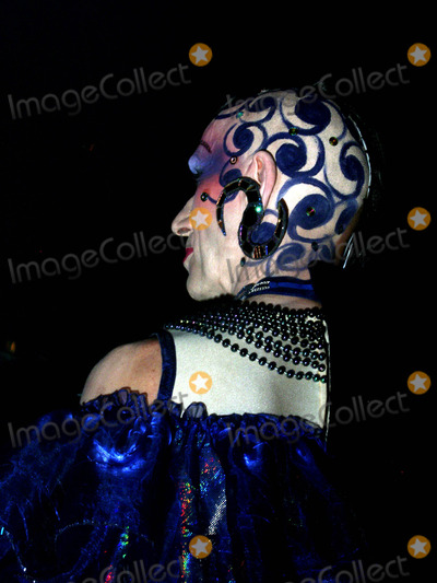 Andrew Logan Photo - London Andrew Logan  at Alternative Miss World 200422 November 2004Morgan ODonovanLandmark Media