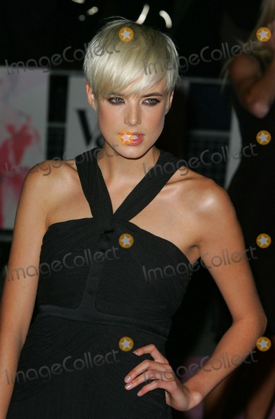 AGYNESS DEAN Photo - London UK  Agyness Dean  at the Golden Age of Couture Gala held at the Victoria and Albert Museum Kensington London  18th  September 2007 Keith MayhewLandmark Media