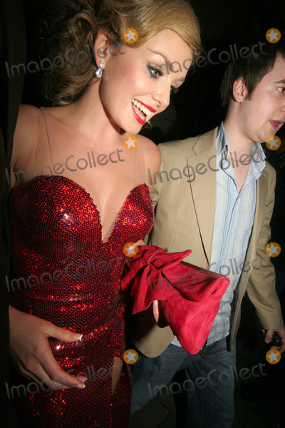 Katherine Jenkins Photo - London Katherine Jenkins at the Universal Brits afterparty at Nobu Restaurant15 February 2006FlashburstLandmark Media