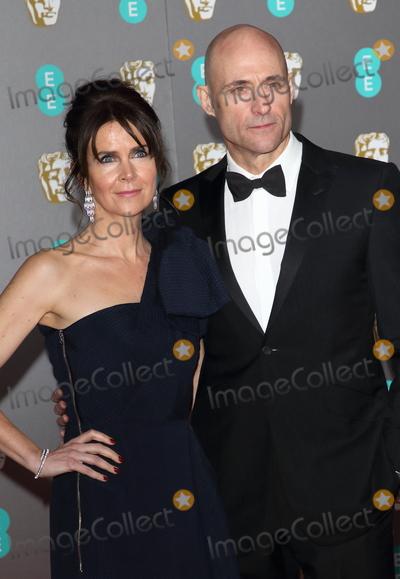 Mark Strong Photo - London UK Mark Strong and Liza Marshall atBAFTA British Academy Film Awards at the Royal Albert Hall London 2nd February 2020  RefLMK73-S2826-030220Keith MayhewLandmark Media WWWLMKMEDIACOM