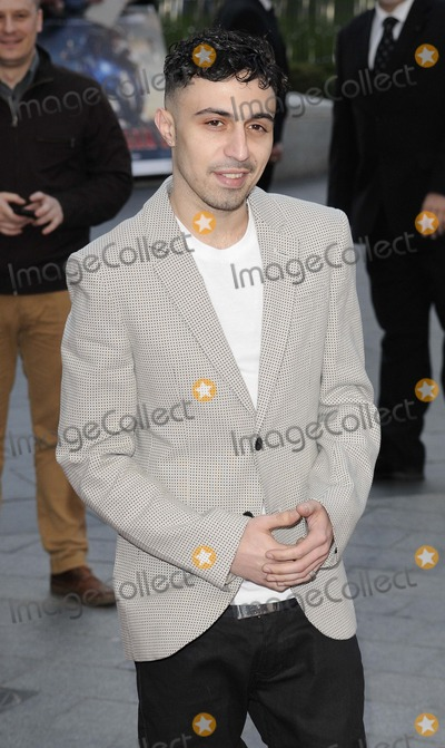 Adam Deacon Photo - London UK  Adam Deacon  at the UK  Premiere of  Iron Man 3  at Odeon Leicester Square  18th April 2013Can NguyenLandmark Media
