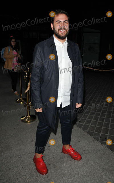 Andrea Faustini Photo - London UK  200715Andrea Faustini at the Attitude Magazines Hot 100 Summer Party held at the Mondrian Hotel Upper Ground20 July  2015Ref LMK315-51878-210715Can NguyenLandmark MediaWWWLMKMEDIACOM