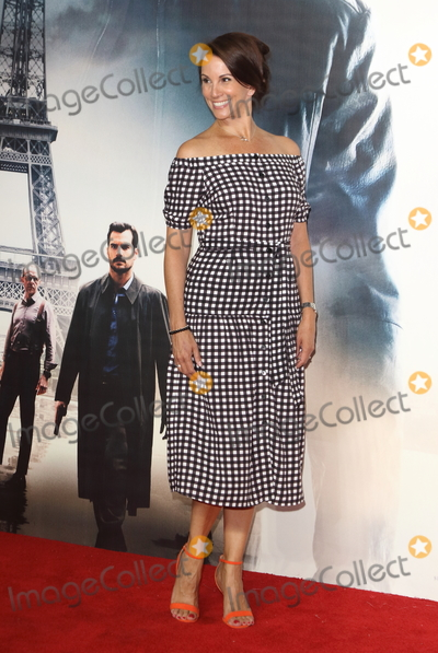 Andrea Mclean Photo - London UK Andrea McLean at the Mission Impossible Fallout UK Premiere held at the BFI IMAX South Bank London13 July 2018Ref LMK73-MB1401-140718Keith Mayhew  Landmark MediaWWWLMKMEDIACOM