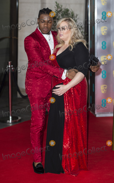 Rebel Wilson Photo - London UK  John Boyega and Rebel Wilson  at the EE British Academy Film Awards 2020 After Party at The Grosvenor House Hotel 2nd February 2020  RefLMK386-S2825-030220Gary MitchellLandmark Media WWWLMKMEDIACOM