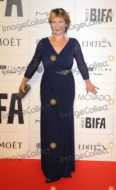 Celia Imrie Photo - London UK Celia Imrie    at the Moet British Independent Film Awards  Old Billingsgate Market 6th December 2015  Ref LMK200-59004-071215Landmark Media WWWLMKMEDIACOM