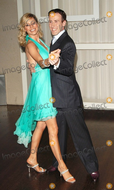 Anton Du Beke Photo - London Strictly Come Dancing duo Tess Daly and Anton Du Beke launch UKs first ever fairtrade tea dance due to be held in Trafalgar Square  The launch was at the Hilton Trafalgar Square24 May 2005Ali KadinskyLandmark Media