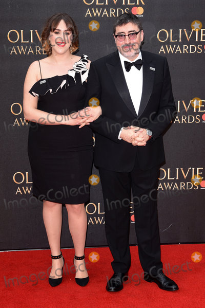 Alfred Malino Photo - London UK Alfred Malino at The Olivier Awards 2018 held at The Royal Albert Hall Kensington Gore South Kensington London on Sunday 8 April 2018Ref LMK392-J1860-090418Vivienne VincentLandmark Media WWWLMKMEDIACOM