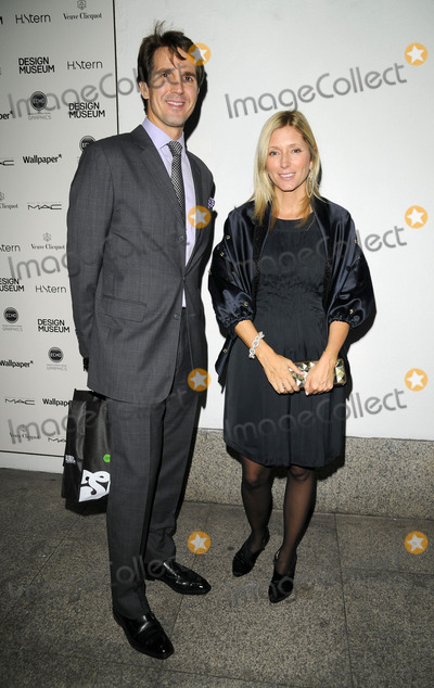 Marie-Chantal Photo - London UK Princess Marie-Chantal and Prince Pavlos of Greece at the Alan Aldridge The Man With Kaleidascope Eyes Private View at The Design Museum13 October 2008Can NguyenLandmark Media