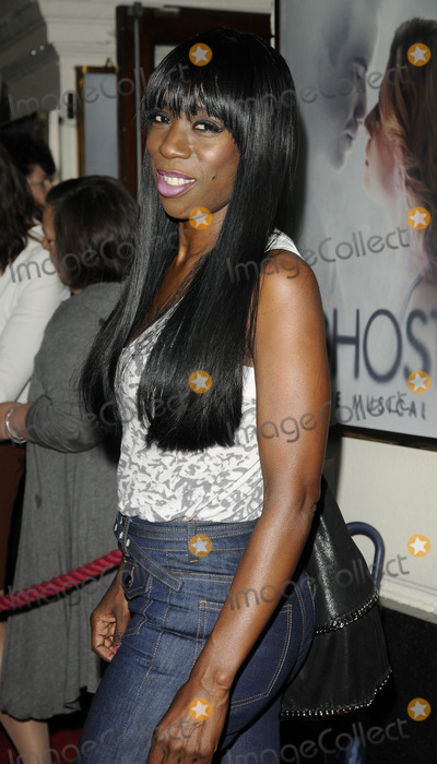 Heather Small Photo - London UK Heather Small at the Ghost - The Musical Opening Night at the Piccadilly Theatre 19th July 2011Can NguyenLandmark Media
