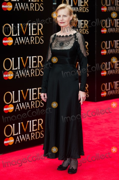 Anastashia Hille Photo - London UK Anastashia Hille at the Olivier Awards at The Royal Opera House Covent Garden 28t April 2013Justin NgLandmark Media