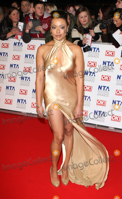 Jaye Jacobs Photo - London UK Jaye Jacobs  at the red carpet arrivals for the National Television Awards the O2 Arena London 25th January 2012Keith MayhewLandmark Media