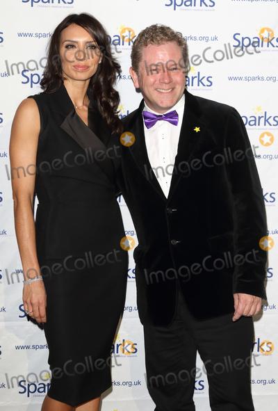 Christine Bleakley Photo - London UK Christine Bleakley and Jon Culshaw at Sparks Winter Ball at Old Billingsgate London on December 3rd 2015Ref LMK73-58717-041215Keith MayhewLandmark Media WWWLMKMEDIACOM