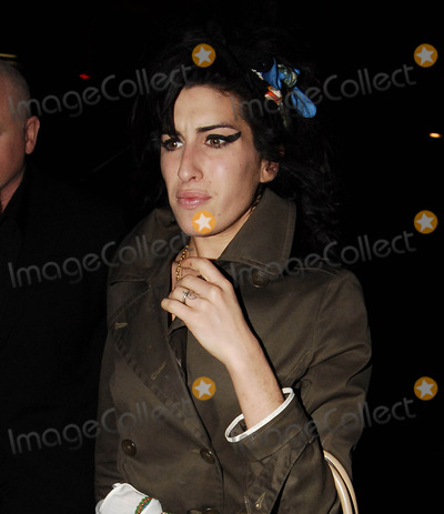 Blake Fielder-Civil Photo - London  Amy Winehouse visits and then leaves Pentonville prison to prepare for her concert at Brixton Academy The 24 year old singer was on a trip to see husband Blake Fielder-Civil who is remanded in the north London prison accused of  conspiracy to pervert the course of justice22 November 2007Steve McGarryLandmark Media