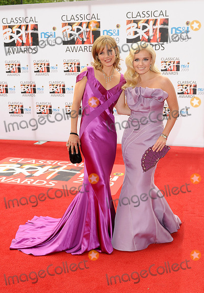 Katherine Jenkins Photo - London UK Darcy Bussell and Katherine Jenkins at The Classical Brit Awards 2009 held at the Royal Albert Hall in London 14th May 2009Eric BestLandmark Media
