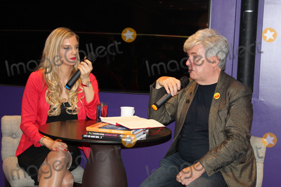 The Virgins Photo - London UK Nadia Chloe Rose is a published romantic comedy writer and model for brands such as Boohoo and Schwarzkopf In her brief career she has acted as an interpreter at the United Nations been a British Swimming National Finalist and performed as an actress on a Spanish TV Soap Opera Nadia is seen here at the Virgin Money London Haymarket Lounge in conversation with author and business consultant Peter Cook about her career so far 7th June 2019 RefLMK11-2533-070619Steve BealingLandmark MediaWWWLMKMEDIACOM
