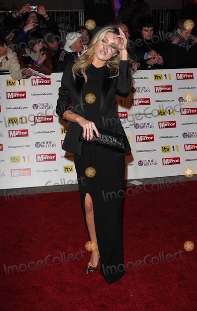 Abigail Clancy Photo - London UK Abigail Clancy at the Pride of Britain Awards at the Grosvenor House Hotel Park Lane 8th November 2010- 101110Keith MayhewLandmark Media