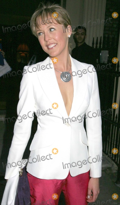 Alexandra Spencer-Churchill Photo - London Alexandra Spencer Churchill at the Michele Watches Kaleidoscope Summer Garden Party held at Londons Home House Portman Square 15 June 2005Art KarinaLandmark Media