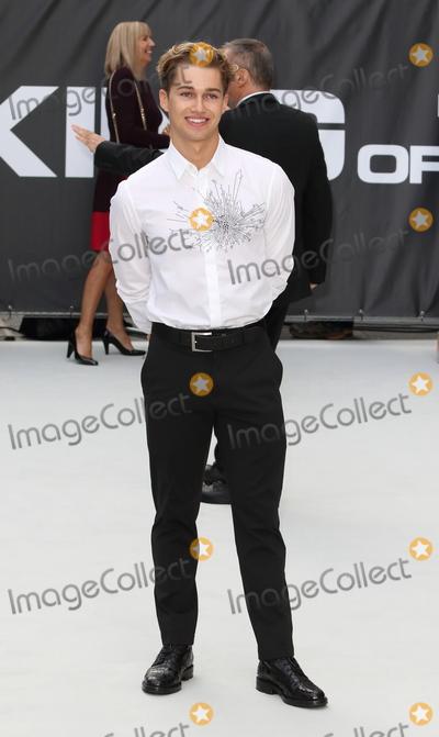AJ Pritchard Photo - London UK AJ Pritchard at King of Thieves World Premiere at Vue West End Leicester Square London on Wednesday 12 September 2018Ref LMK73-J2595-130918Keith MayhewLandmark MediaWWWLMKMEDIACOM