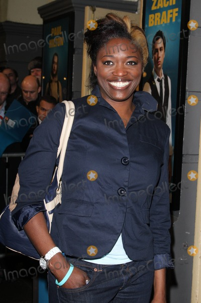 Andi Osho Photo - London UK Andi Osho at the All New People Press Night held at the Duke of Yorks Theatre St Martins Lane 28th February 2012Keith MayhewLandmark Media