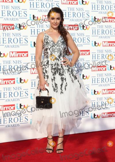 Anna Passey Photo - London UK Anna Passey at NHS Heroes Awards at the London Hilton Park Lane London on Monday 14 May 2018Ref LMK73-J2025-150518Keith MayhewLandmark MediaWWWLMKMEDIACOM