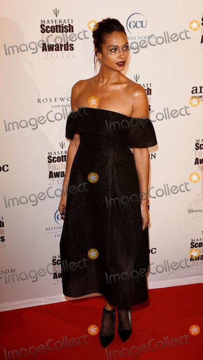 Alesha Dixon Photo - London UK Alesha Dixon at The Scottish Fashion Awards at Rosewood London High Holburn London on Friday 21 October 2016 Ref LMK392-62659-221016Vivienne VincentLandmark Media WWWLMKMEDIACOM