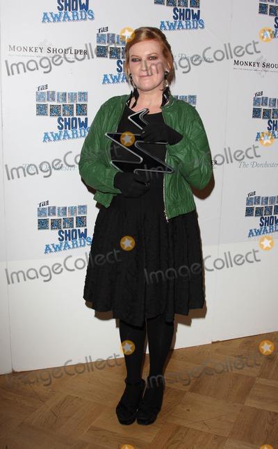 Andrea Arnold Photo - London UK  Andrea Arnold at The South Bank Show Awards held at the Dorchester Hotel in Park Lane 26 January 2010 Keith MayhewLandmark Media