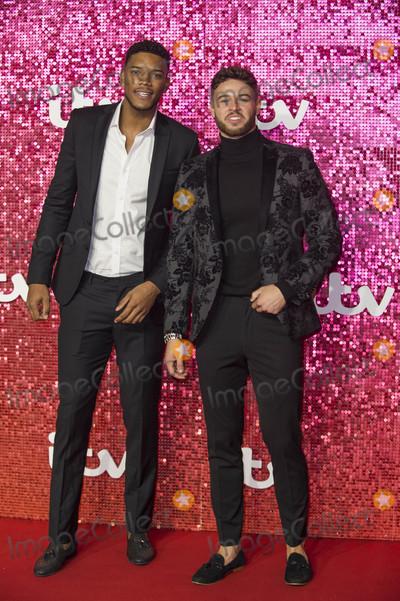 Alex Beattie Photo - London UK Theo Campbell and Alex Beattie  at the ITV Gala held at the London Palladium on November 9 2017 in London EnglandRef LMK386-J1110-101117Gary MitchellLandmark MediaWWWLMKMEDIACOM