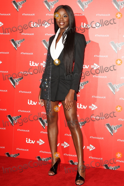 Aj Odudu Photo - London UK AJ Odudu at   The Voice 2020  UK Series Press Launch at the Soho Hotel London on December 16th 2019 LMK73-J5942-171116Keith Mayhew Landmark MediaWWWLMKMEDIACOM