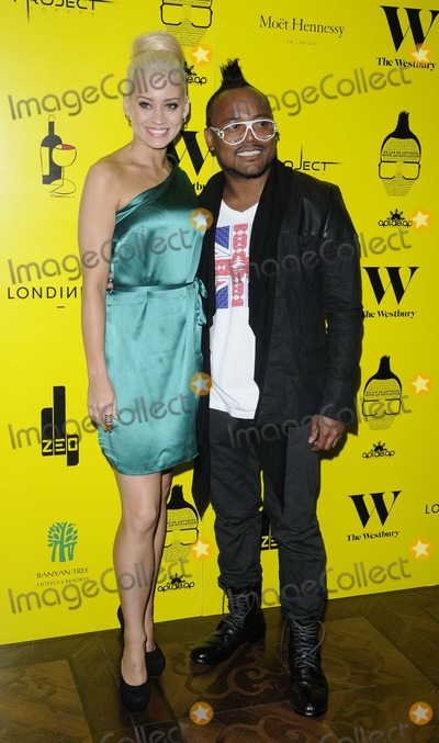 apldeap Photo - London UK  Kimberly Wyatt  ApldeAp at the ApldeAp Foundation charity dinner to raise funds for the We Can Be Anything campaign The Westbury Hotel Conduit St London 19th May 2012Can NguyenLandmark Media