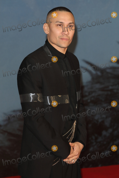 Black Eyed Peas Photo - LondonUK Taboo from the Black Eyed Peas (Jaime Luis Gomez) at the UK Premiere of  The Revenant  at the Empire Leicester Square 14th January 2016 Ref LMK73-59128-150116Keith MayhewLandmark Media WWWLMKMEDIACOM