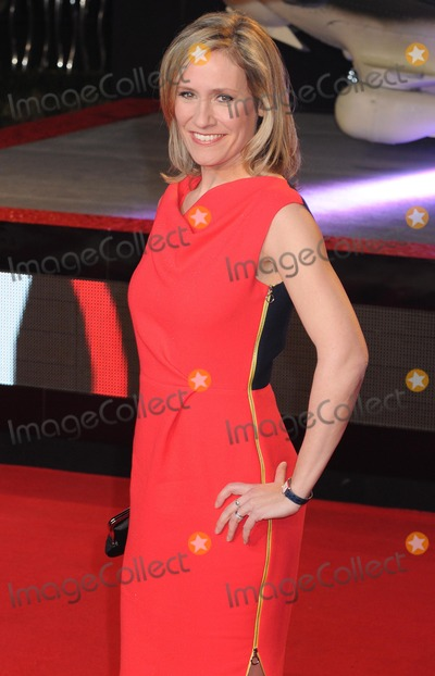 Sophie Raworth Photo - London UK 070213Sophie Raworth at the UK Film Premiere of A Good Way to Die Hard at the EmpireLeicester Square7 February 2012Matt LewisLandmark Media