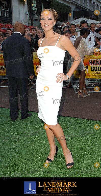 Aisleyne Horgan-Wallace Photo - London UK Aisleyne Horgan-Wallace attending the World Charity Premiere of In The Hands Of The Gods held at Odeon West End in London 10th September 2007Eric BestLandmark Media