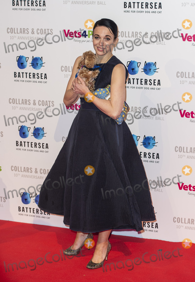 Amanda Abbington Photo - London UK Amanda Abbington at the Battersea Dogs  Cats Home Collars  Coats Gala Ball 2018 at Battersea Evolution on November 01 2018 in London EnglandRef LMK386-J2895-021118Gary MitchellLandmark Media WWWLMKMEDIACOM