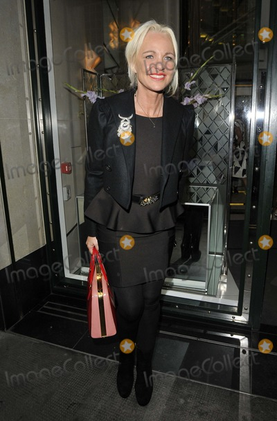 Amanda Eliasch Photo - London UK Amanda Eliasch attending Jake Arnotts new book The House of Rumour  launch party The Ivy Club West Street Covent Garden London England 9th July 2012Can NguyenLandmark Media