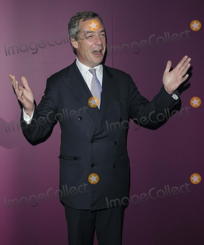 Nigel Farage Photo - London UK Nigel Farage at the 8th British Curry Awards held at Battersea Evolution Chelsea Bridge Entrance 26th November 2012Can NguyenLandmark Media