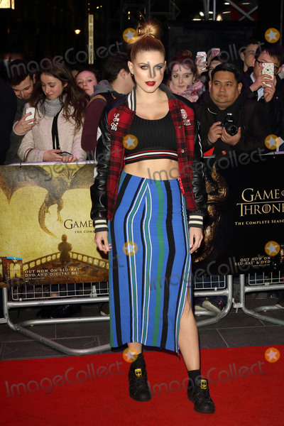Ashley James Photo - London UK Ashley James at Game of Thrones Hardhome - special screening - at Empire Leicester Square London on March 14th 2016Ref LMK73-60094-150316Keith MayhewLandmark Media WWWLMKMEDIACOM