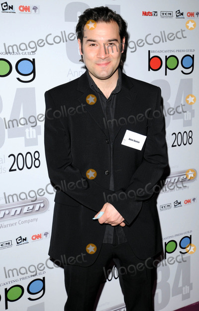 Adam Buxton Photo - London UK Adam Buxton at the BPG TV and Radio Awards at the Theatre Royal on Drury Lane04 April 2008Can NguyenLandmark Media