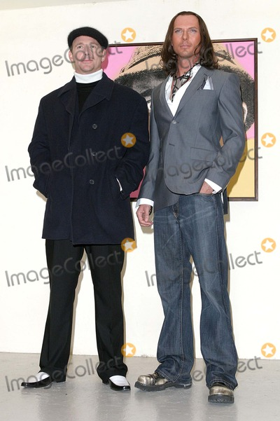 Jason Connery Photo - London Jason Connery and Luke Goss at the Private Moments photocall at the Apart Gallery13 December 2004Paulo PirezLandmark Media