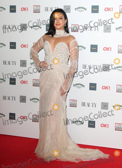 Alexandra Cane Photo - London UK  Alexandra Cane  at the The Beauty Awards with OK at the Park Plaza Westminster Bridge London on Monday 26 November 2018RefLMK73-S1965-271118Keith MayhewLandmark MediaWWWLMKMEDIACOM