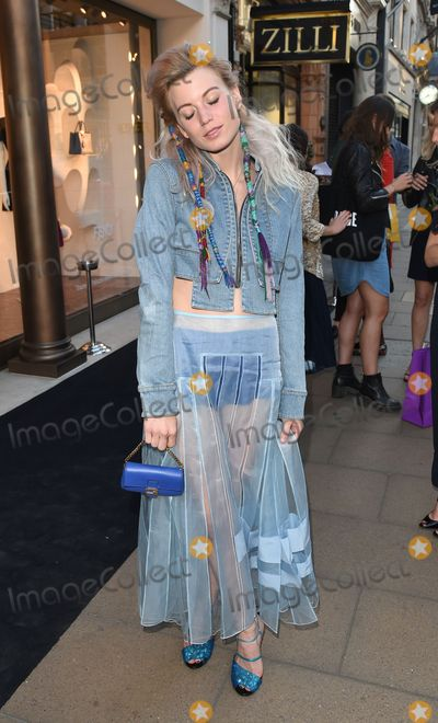 Anabel Englund Photo - London UK Anabel Englund at  Fendi New Bond Street  store Anniversary Party at New Bond Street London on Thursday 4  May 2015Ref LMK392 -51425-050615Vivienne VincentLandmark Media WWWLMKMEDIACOM