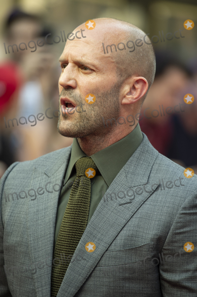 Jason Statham Photo - London UK Jason Statham  at  the Fast  Furious Hobbs  Shaw Special Screening at The Curzon Mayfair on July 23 2019 in London England Ref LMK386-J5240-240719Gary MitchellLandmark MediaWWWLMKMEDIACOM