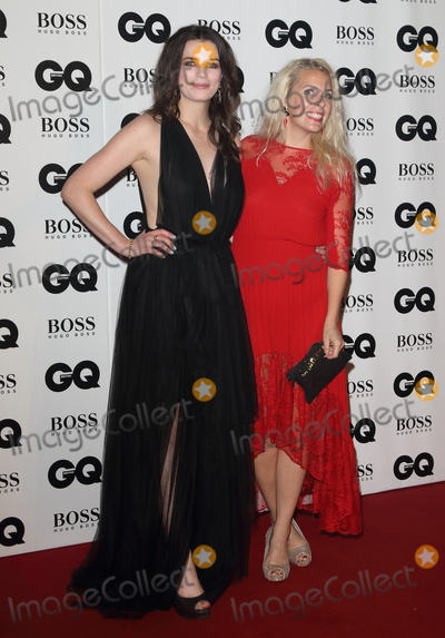 Aisling Bea Photo - Los AngelesCAUSA Aisling Bea and Sara Pascoe at the GQ Men of the Year Awards 2018 at Tate Modern Bankside London 5th September 2018RefLMK73-S1710-060918Keith MayhewLandmark MediaWWWLMKMEDIACOM