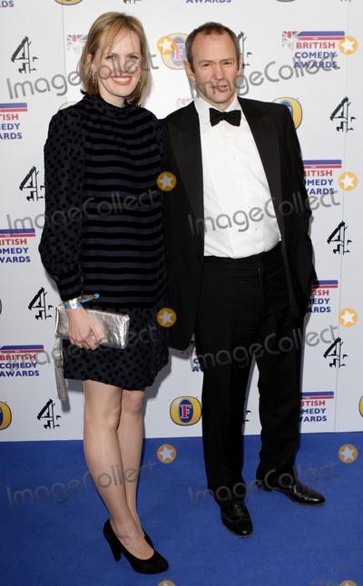 Alexander Armstrong Photo - London UK Alexander Armstrong and wife Hannah Snow   at the 2011 British Comedy Awards Indigo 02 Arena 22nd January 2011 Evil ImagesLandmark Media