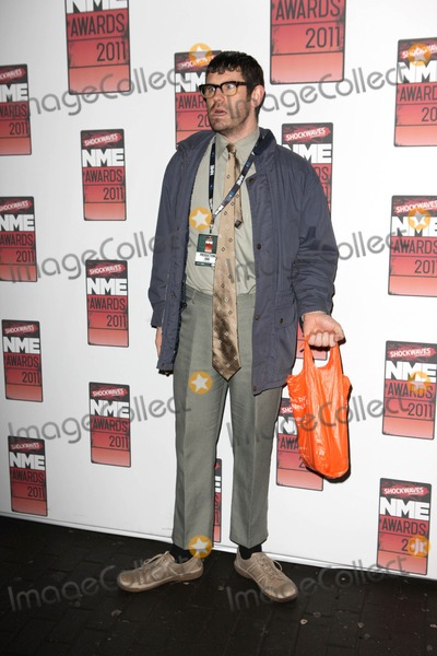 Angelos Epithemiou Photo - London UK Angelos Epithemiou at the Shockwaves NME Awards 2011 at O2 Academy Brixton 23rd February 2011Evil ImagesLandmark Media