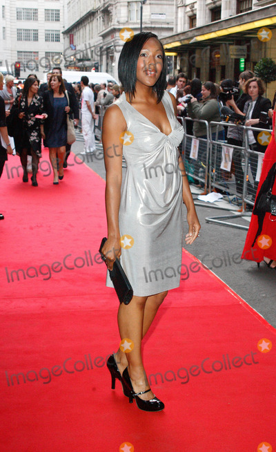 Angelica Bell Photo - London UK Angelica Bell at the Gala Opening of Never Forget - The Take That Musical held at the Savoy Theatre Strand London 22nd May 2008Keith MayhewLandmark Media