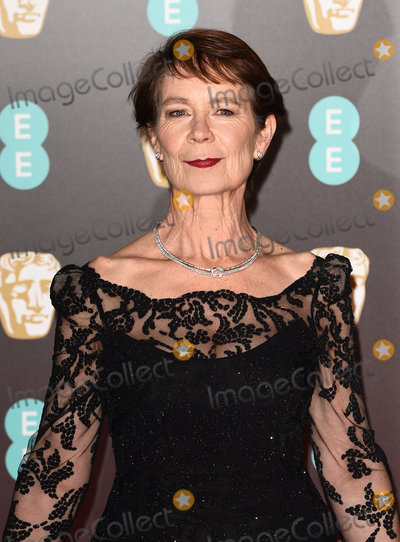 Celia Imrie Photo - London UK Celia Imrie at The EE British Academy Film Awards held at The Royal Albert Hall on Sunday 18 February 2018 Ref LMK392 -J1596-190218Vivienne VincentLandmark Media WWWLMKMEDIACOM